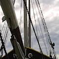 Old Viking Vessel by Darren Dwayne Frazier