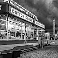 On The Midway - Temptations Of The Night 4 Bw by Steve Harrington