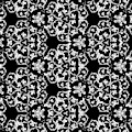 Ornate Pattern Drawing by PM Artistic