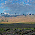 Owens Valley Panorama  by Michael Ver Sprill