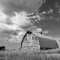 Palouse Barn 9652 by Bob Neiman