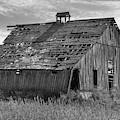 Palouse Barn 9933 by Bob Neiman