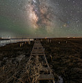 Path To The Stars  by Michael Ver Sprill