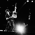 Photo Of Bruce Springsteen by Paul Bergen