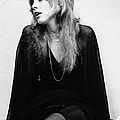 Photo Of Stevie Nicks And Fleetwood Mac by Fin Costello