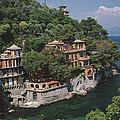 Portofino by Slim Aarons