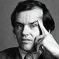 Portrait Of Jack Nicholson by Jack Robinson