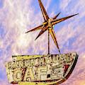 Ranch House Cafe by Lou Novick