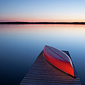Red Canoe by Mysticenergy