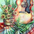 Room For Guitar by Linda Shackelford