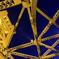 Sacramento Tower Bridge - 3 by Jonathan Hansen