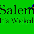Salem It's Wicked Fun by Jeff Folger