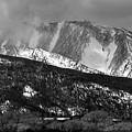 Sangre De Cristo Mountain Range Of Colorado by Steve Krull