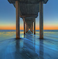 Scripps Pier - 3 by Jonathan Hansen