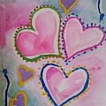 Seven Hearts by E Buchanan