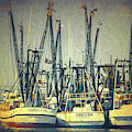 Shrimp Boats by Robert FERD Frank
