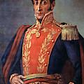 Simon Bolivar Venezuelan Statesman, Soldier, And Revolutionary Leader by European School