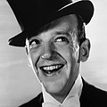 Smiling Astaire by Sasha