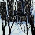 Snow Day by Ken  Blacktop Gentle