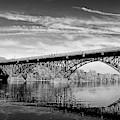 Strawberry Mansion Bridge by Louis Dallara