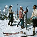 Sugarbush Skiing by Slim Aarons