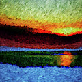 Sunrise by Gerlinde Keating - Galleria GK Keating Associates Inc