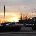 Sunset 7 by Peter McCallum