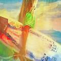 Surfer Streaks by Alice Gipson