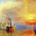 The Fighting Temeraire by William Turner