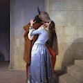 The Kiss, 1859  by Francesco Hayez