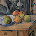 The Large Pear by Paul Cezanne