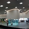The New Art Center In Taiwan by Yali Shi