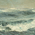 The Roaring Forties  by Frederick J  Waugh
