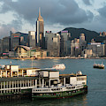 The Star Of Hong Kong by Didier Marti