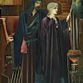 The Wizard by Edward Burne-Jones
