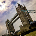 Tower Bridge London by Philip Rispin