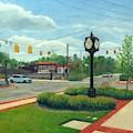 Town Center by Jean Ehler