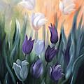Tulips by Gina De Gorna