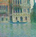 Venice, Palazzo Dario by Claude Monet