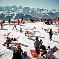Verbier Vacation by Slim Aarons