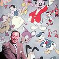 Walt Disney by Alfred Eisenstaedt