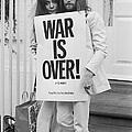 War Is Over by Frank Barratt