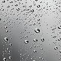 Water Drops Background Dew Condensation by Ultramarinfoto