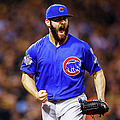 Wild Card Game - Chicago Cubs V by Jared Wickerham