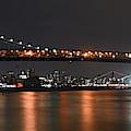 Williamsburg Bridge by Theodore Jones