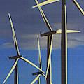 Wind Power Art  by Tom Janca