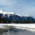 Winter Creek by Alexander Fedin
