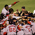 World Series Red Sox V Cardinals Game 4 by Stephen Dunn