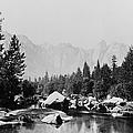 Yosemite Valley by Carleton E. Watkins