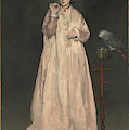 Young Lady In   by Edouard Manet